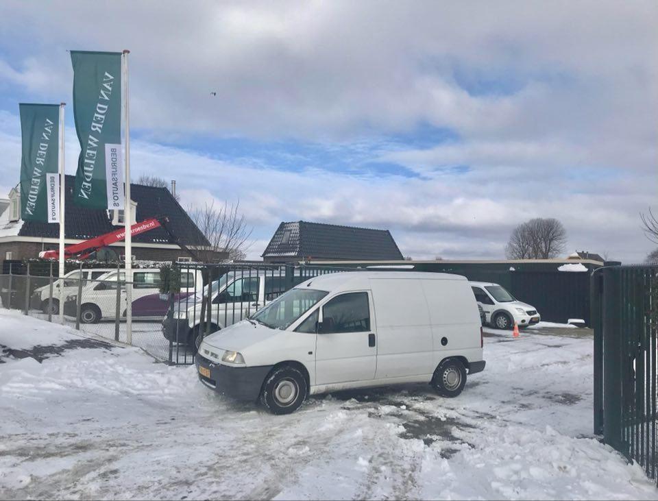 Fiat Scudo occasion - Van der Weijden Bedrijfsauto's