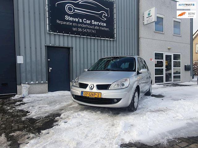 Renault Scénic 1.6-16V Business Line 137dkm lpg g3 navigatie nieuwe distrbutieriem