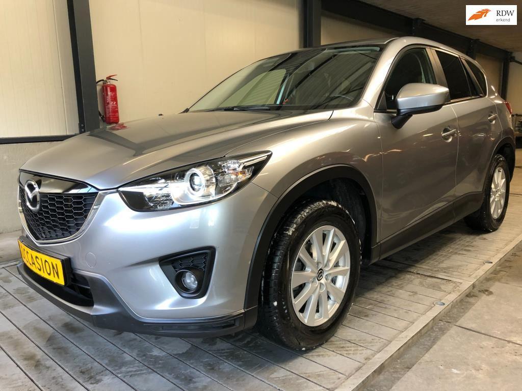 Mazda CX-5 occasion - Handelsonderneming Toine Boers