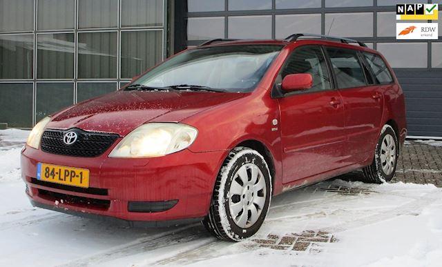 Toyota Corolla Wagon 1.6 VVT-i  AIRCO  CRUISECONTROL