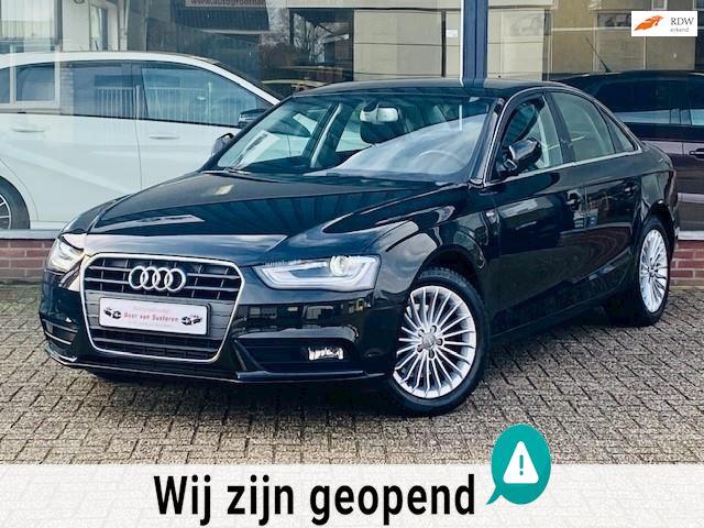 Audi A4 1.8 TFSI Pro Line S-line Business Automaat! Navi/Xenon/Cruise/LED/PDC/MTF-stuur! 1e eigenaar/Dealer OH/Topstaat!