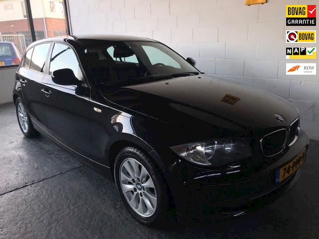 BMW 1-serie 116i Business Line Sport