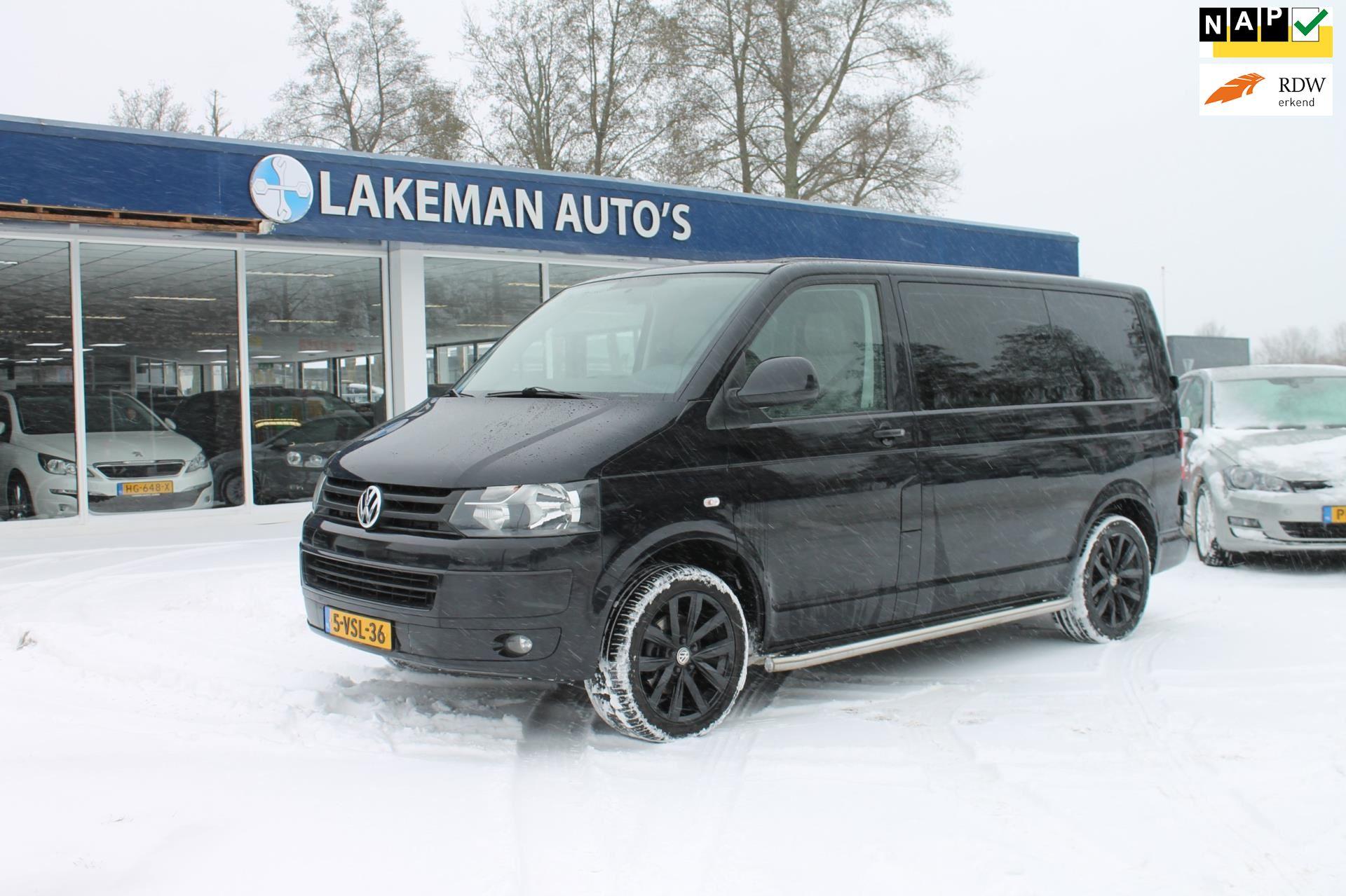 Volkswagen Transporter occasion - Lakeman auto's Almere B.V.