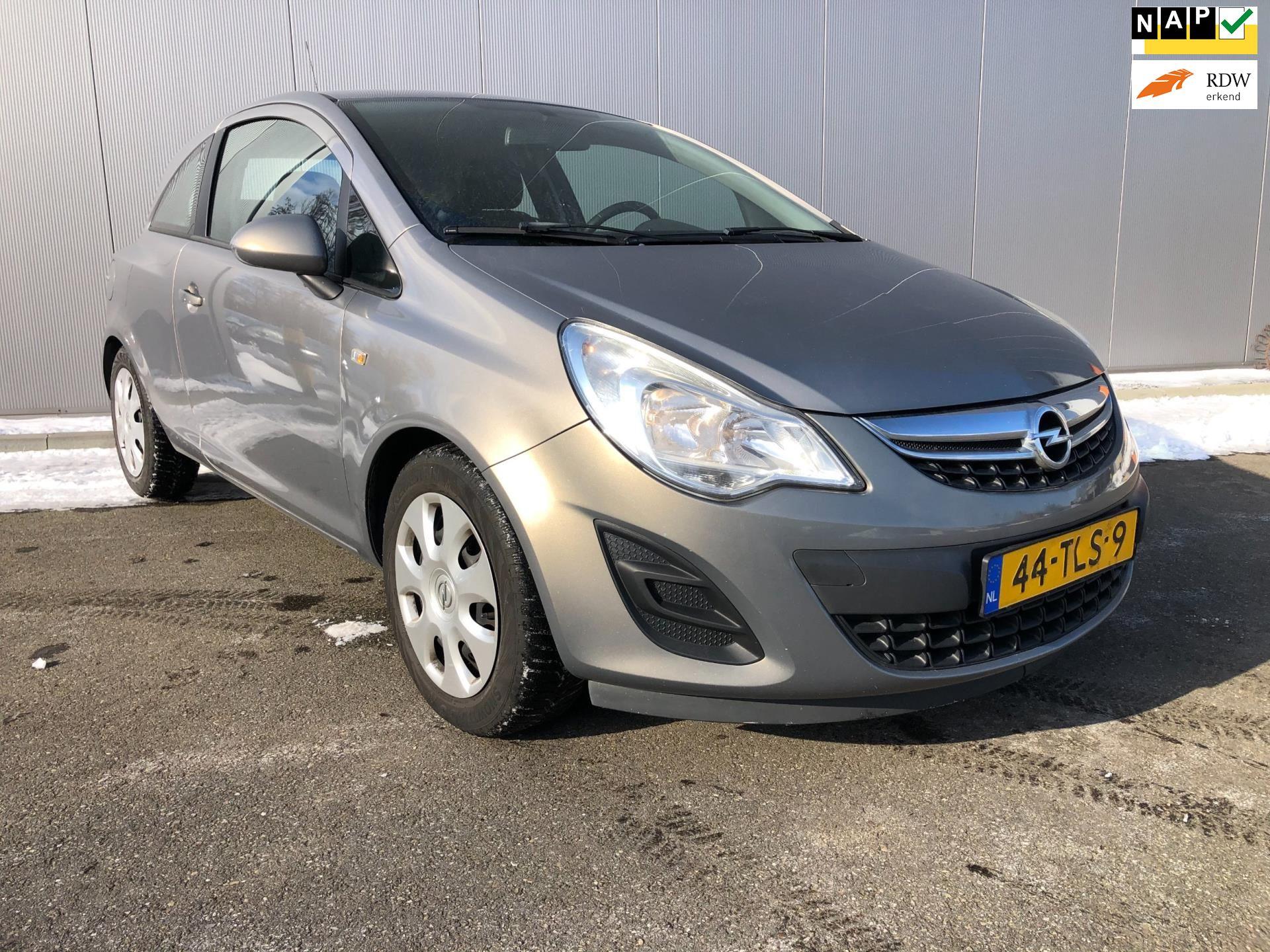 Opel Corsa occasion - Demus Cars