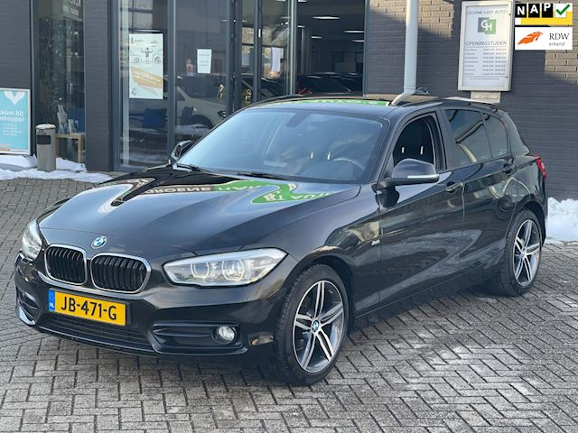 BMW 1-serie 114d Corporate Lease M Sport /XENON/NAVI/PDC/NAP!!