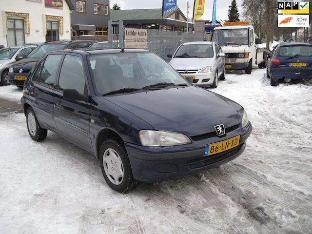 Peugeot 106 1.1 XT st bekr 5 drs (unieke km)nap apk