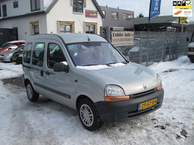 Renault Kangoo 1.4 Expression st bekr airco 2x schuifd nap apk