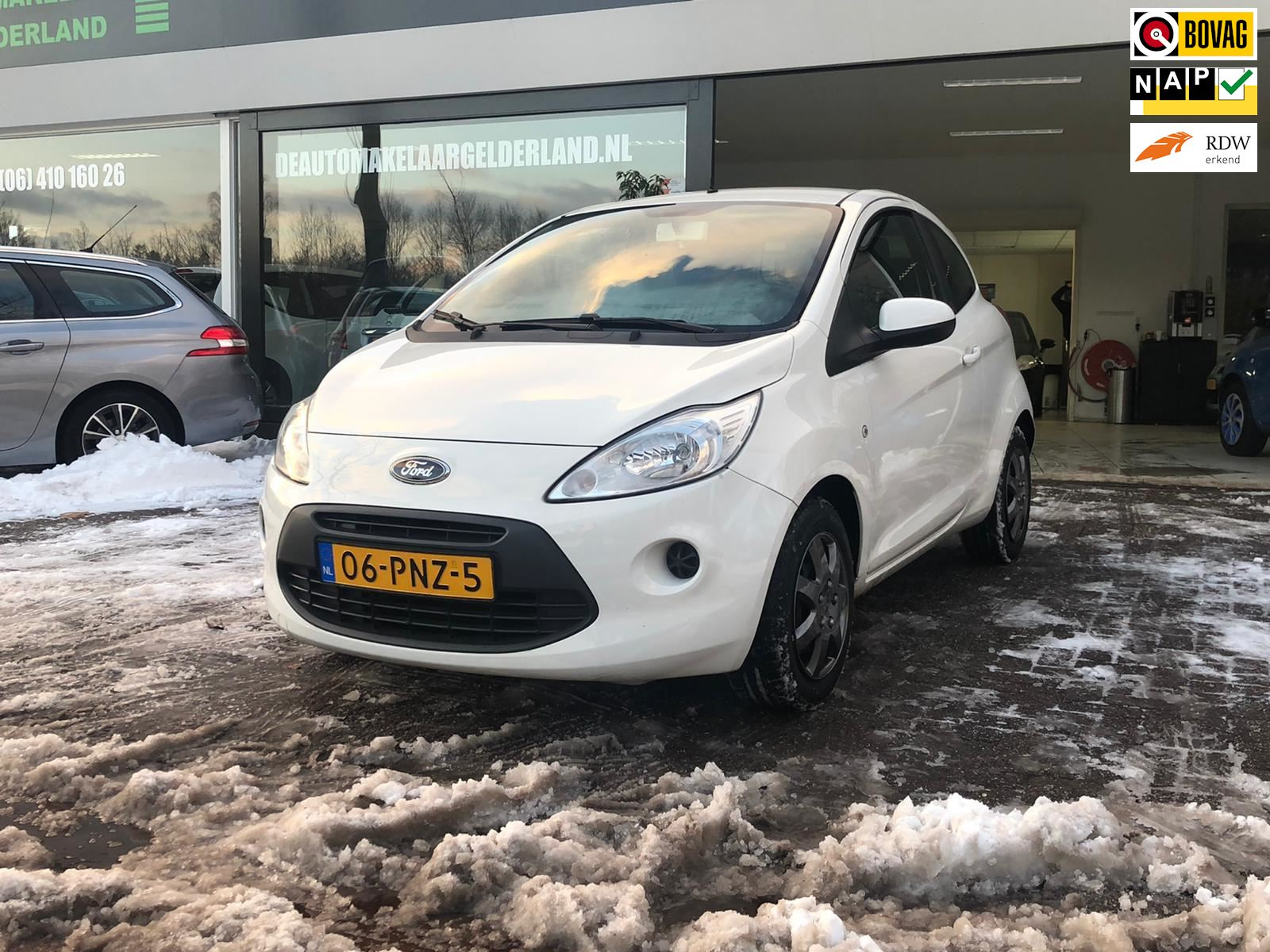 Ford Ka occasion - De Automakelaar Gelderland