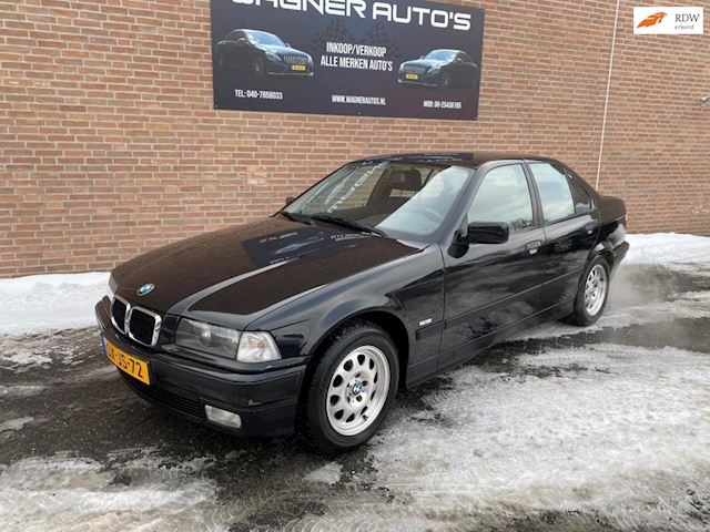 BMW 3-serie occasion - Wagner Auto's