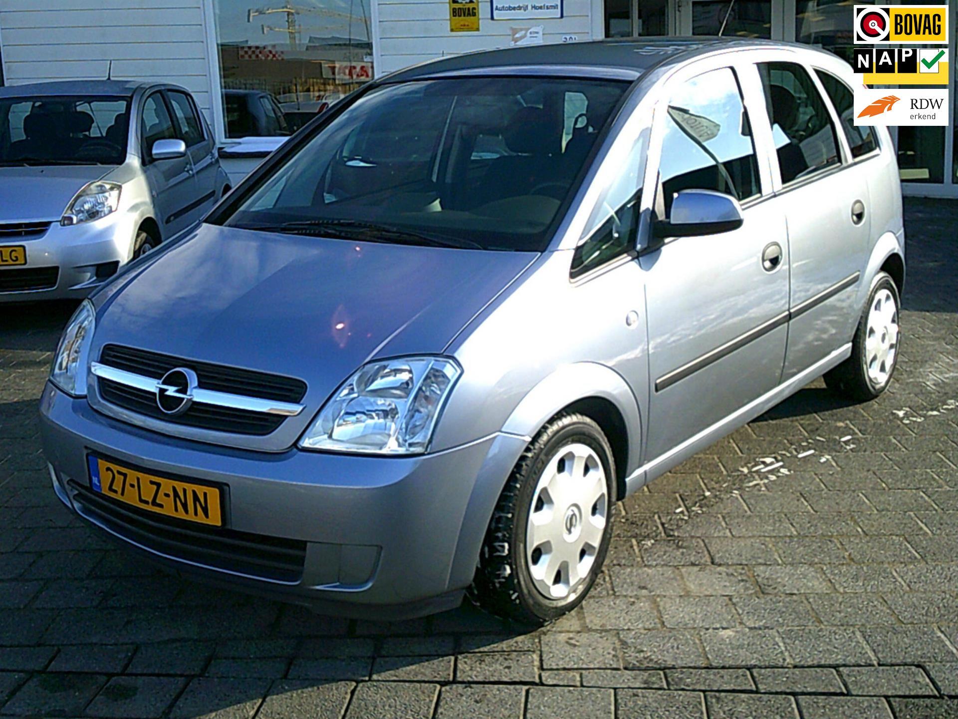 Opel Meriva occasion - Autobedrijf Hoefsmit VOF