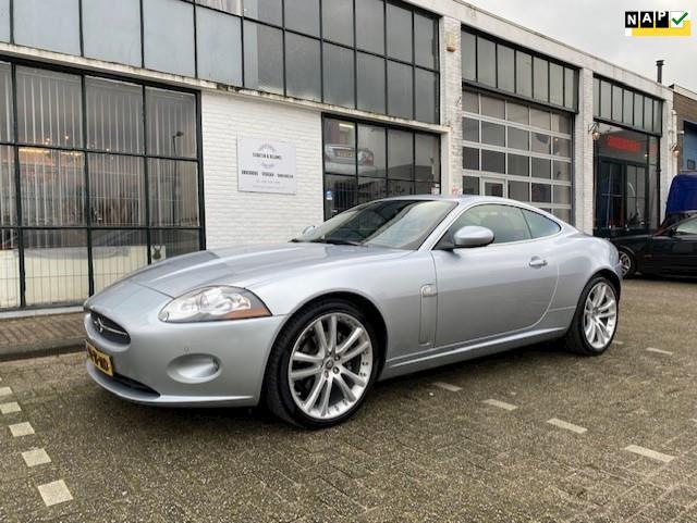 Jaguar XK occasion - Garage Stouten en Keijmel