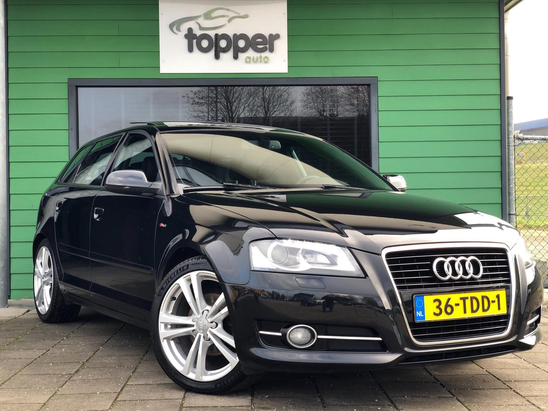 Audi A3 Sportback occasion - Topper Auto