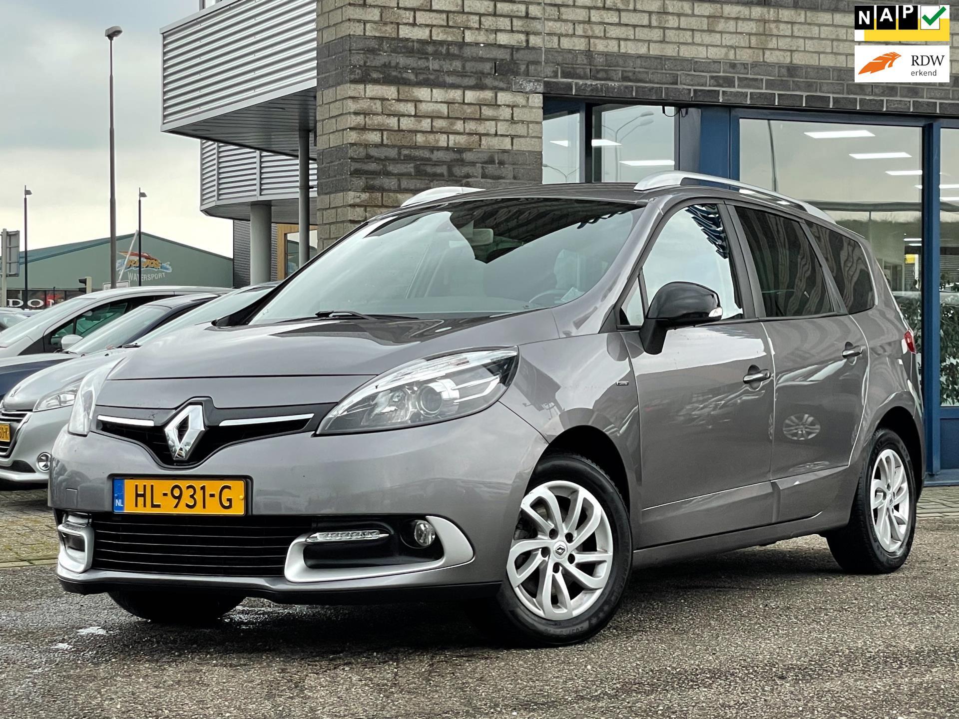 Renault Grand Scénic occasion - Cock van Buren Auto's