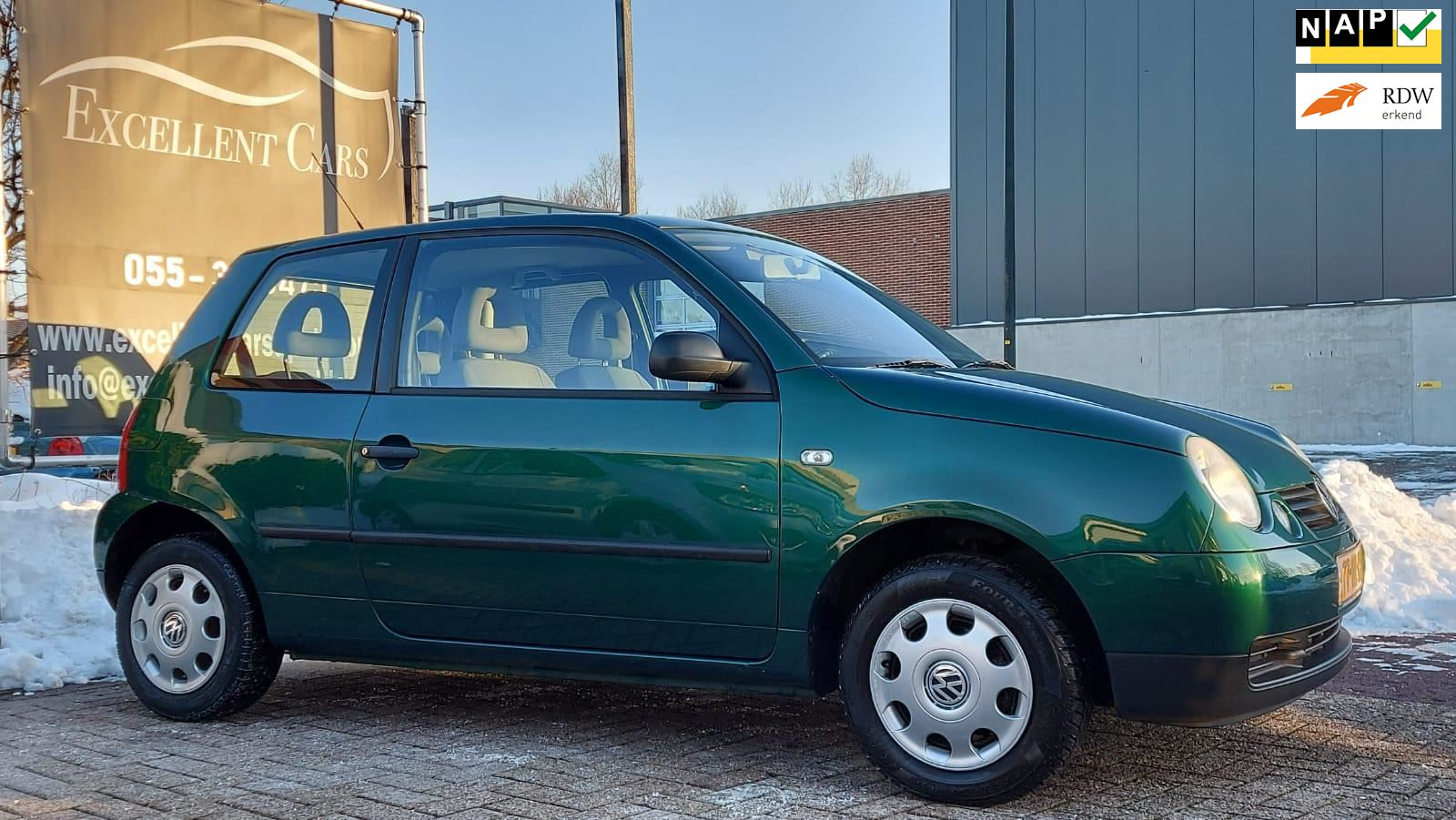 Volkswagen Lupo occasion - Excellent Cars