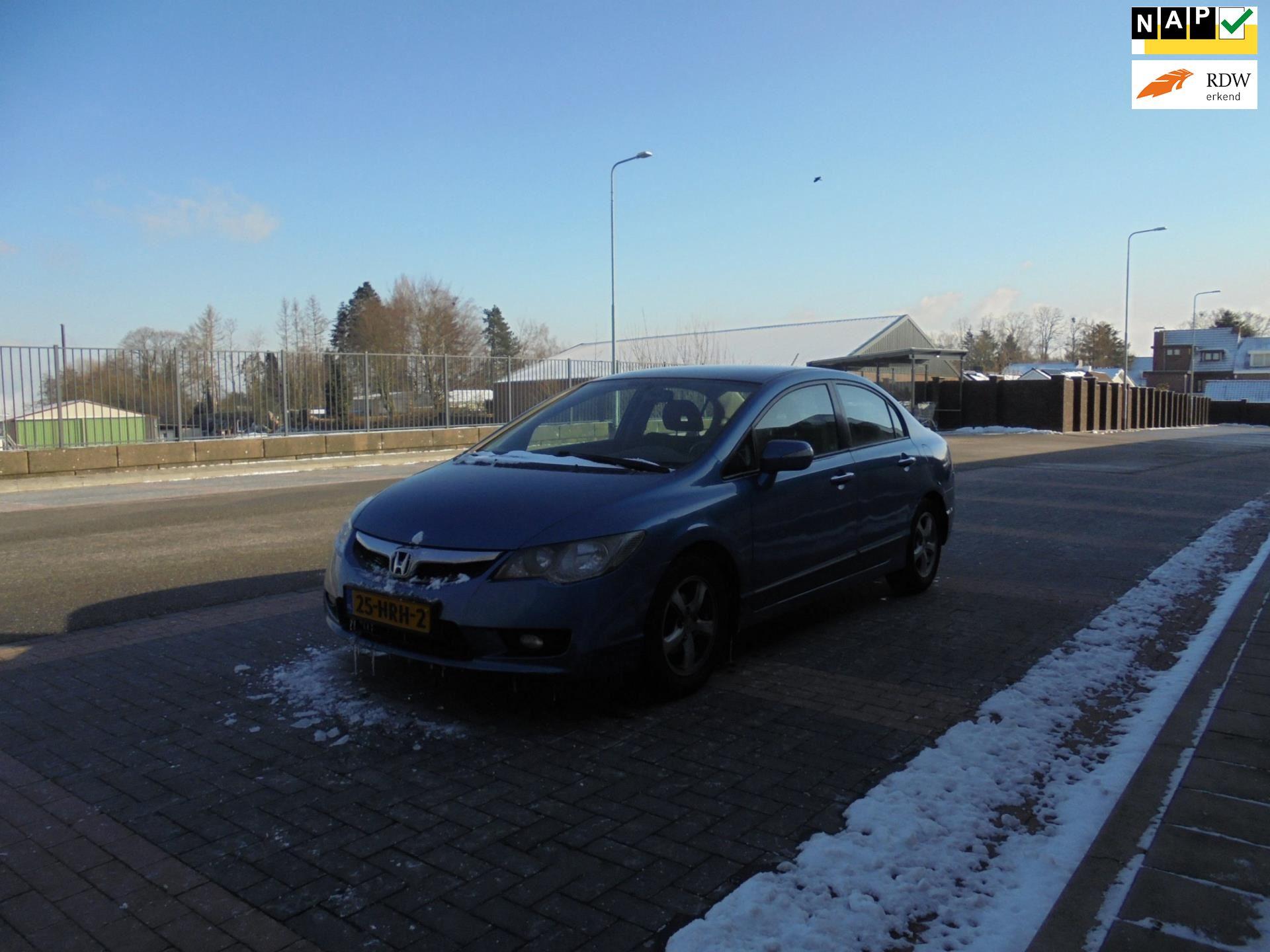 Honda Civic occasion - Autohandel Bakkali