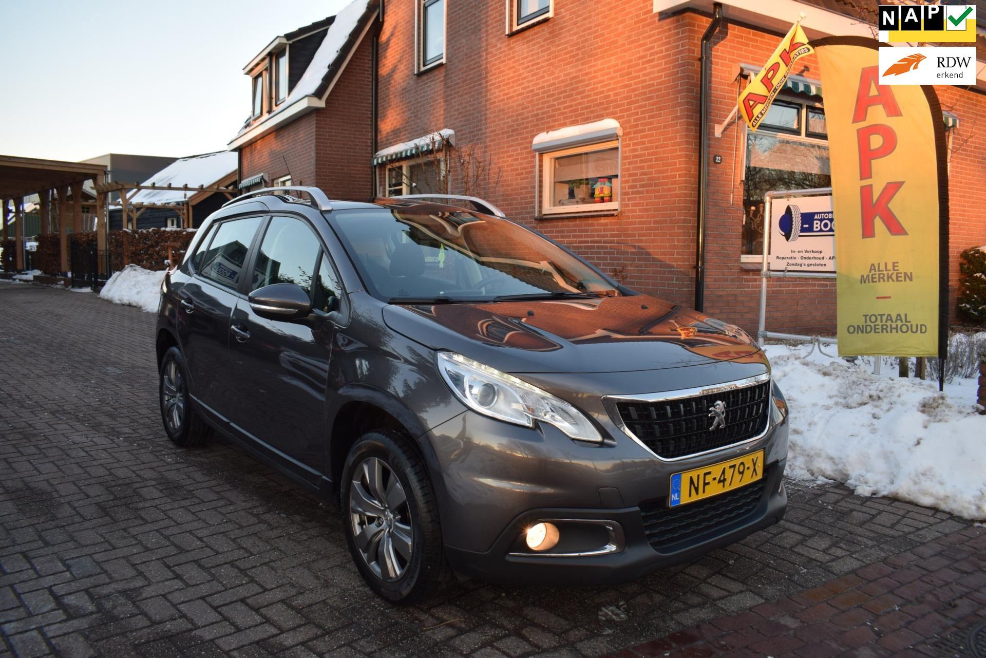 Peugeot 2008 occasion - Autobedrijf Booij