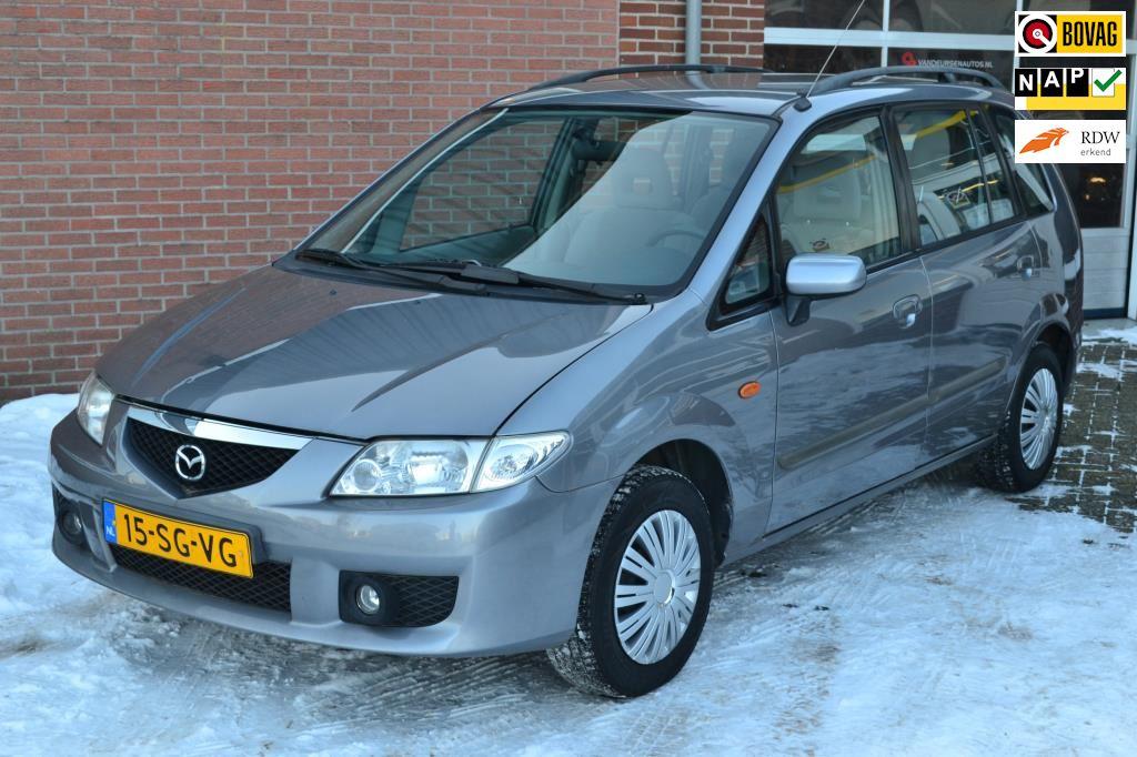 Mazda Premacy occasion - Autoservice. J. van Deursen