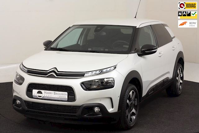 Citroen C4 Cactus 1.2 PureTech Shine Plus parelmoer. Demo