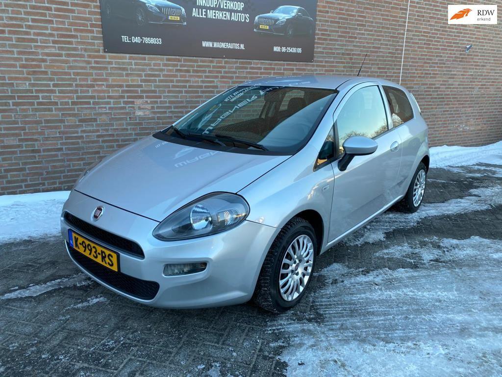 Fiat Punto Evo occasion - Wagner Auto's