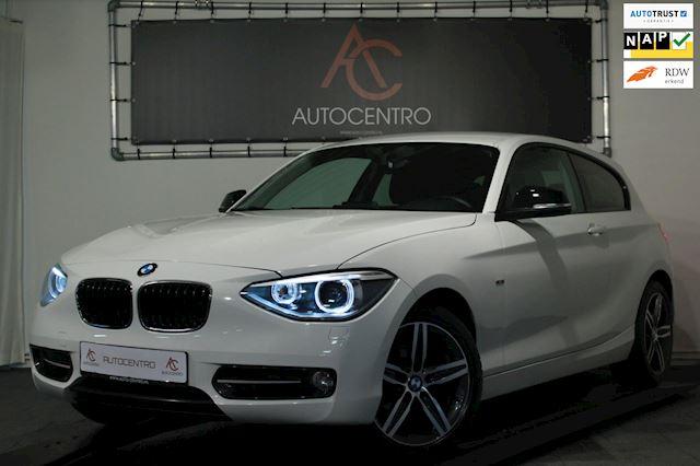 BMW 1-serie 116i Sportline / Xenon / LED / PDC / Navi / Verw. Stoelen