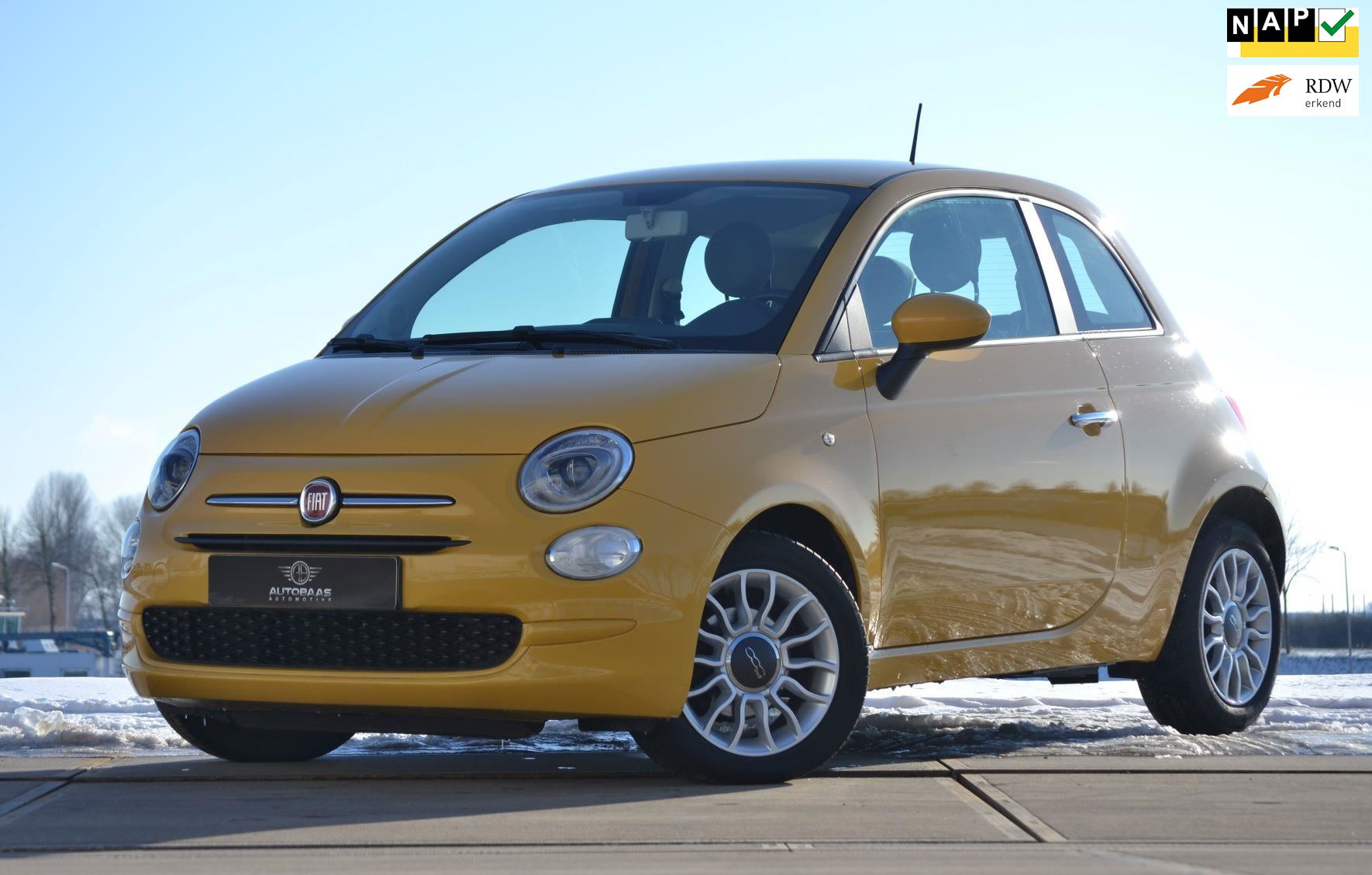 Fiat 500 occasion - Autobaas Automotive