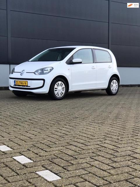 Volkswagen Up occasion - Autobedrijf Koens