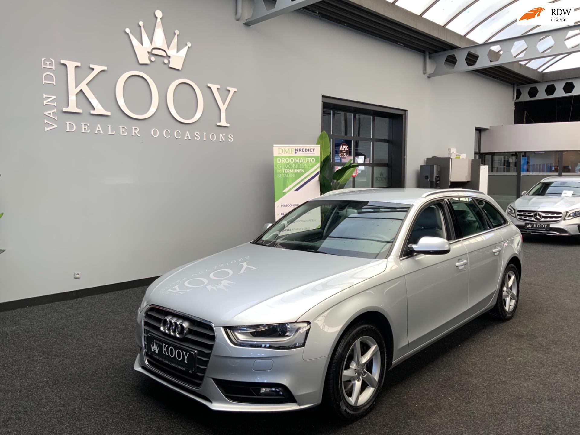 Audi A4 Avant occasion - Van De Kooy Dealer Occasions Opmeer