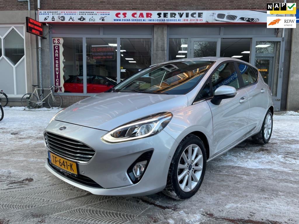Ford Fiesta occasion - CS Car Service