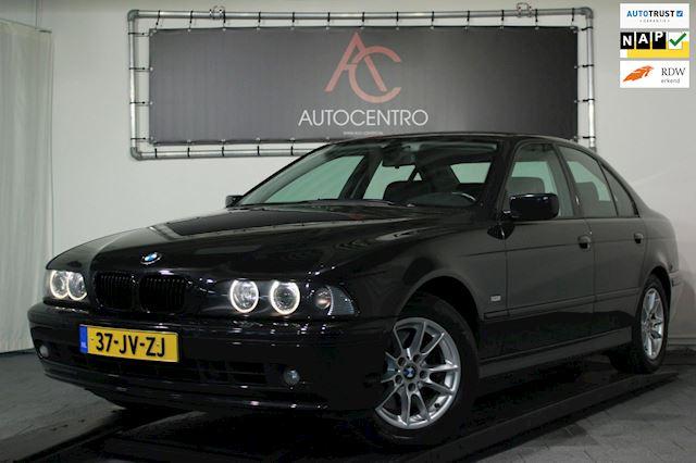 BMW 5-serie 535i Edition / Prachtig! / V8 / Memory / Leder / NL Auto