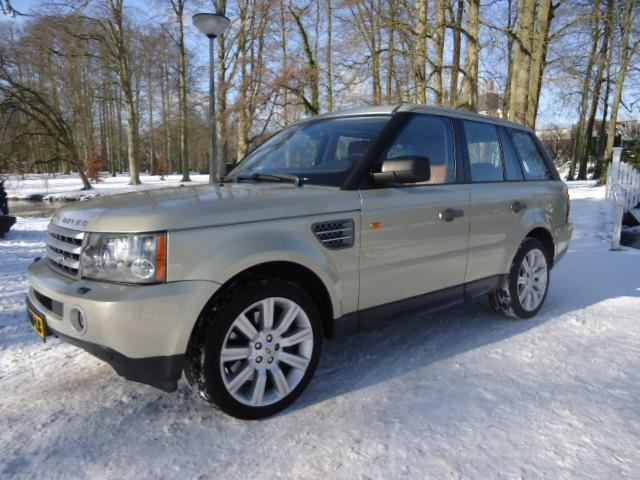Land Rover Range Rover Sport occasion - Auto Tewes