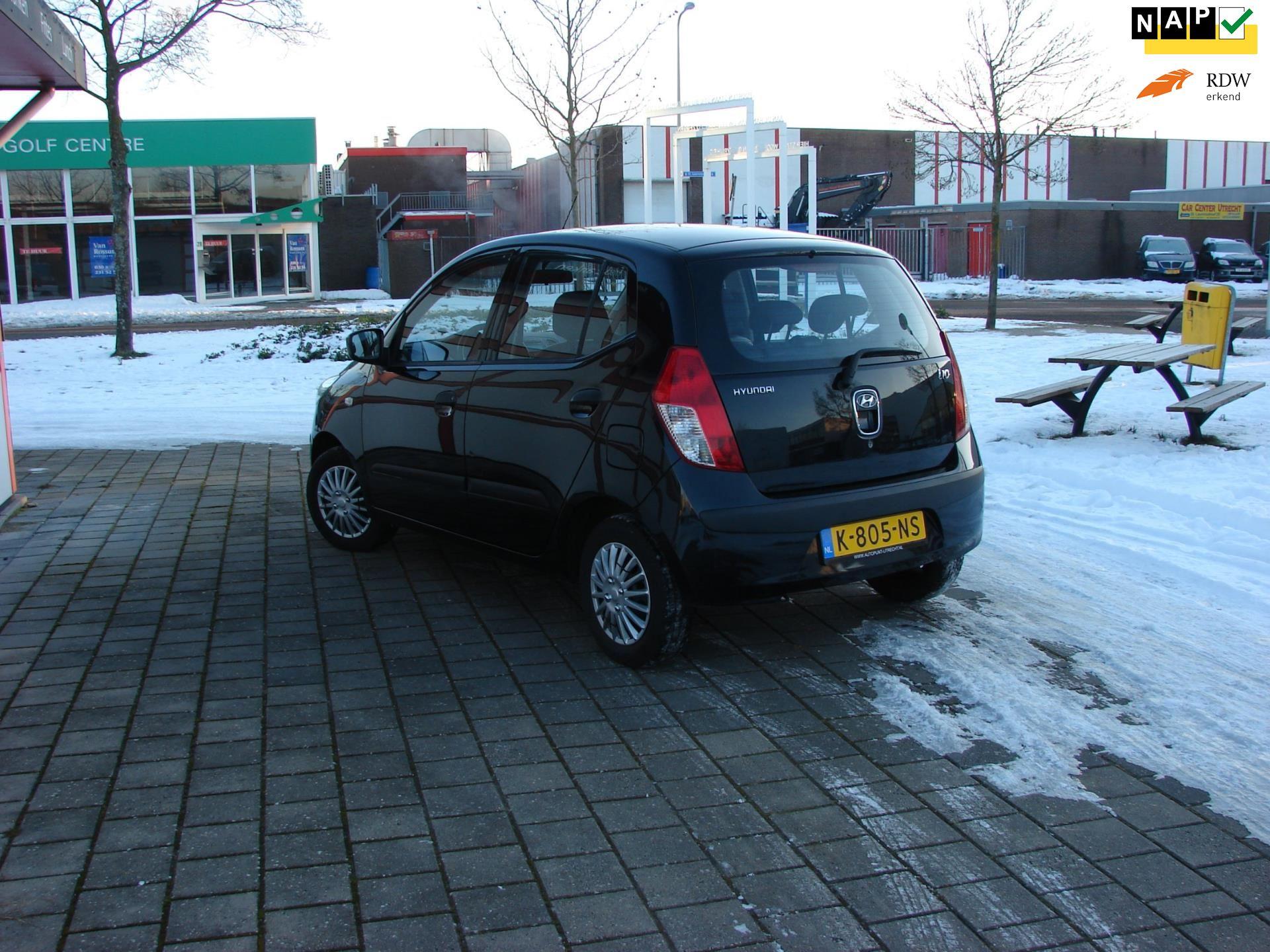 Hyundai I10 occasion - Auto Punt Utrecht