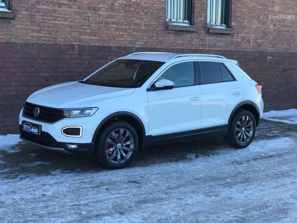 Volkswagen T-Roc occasion - Styl Cars