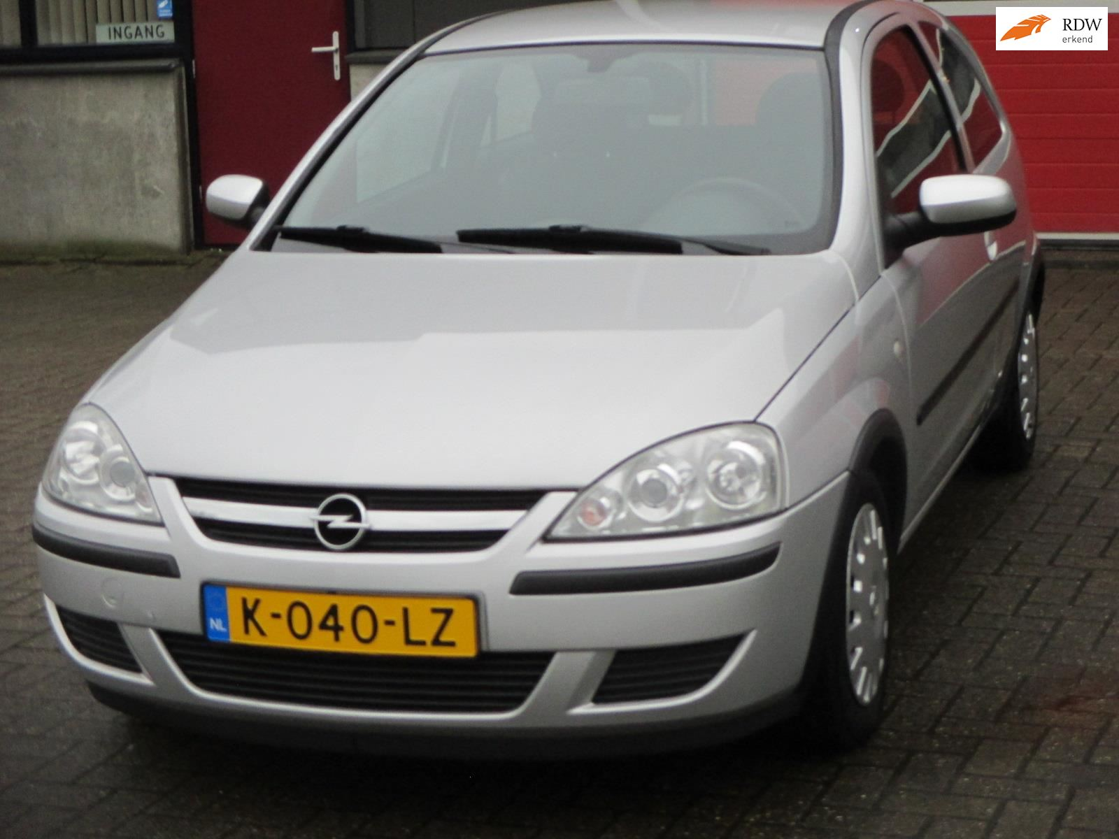 Opel Corsa occasion - Autoservice WFO