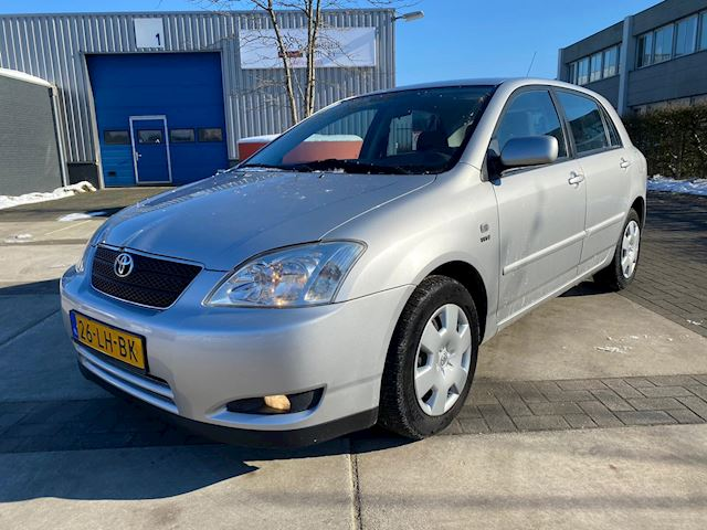 Toyota Corolla 1.6 VVT-i Linea Sol *NAP/CLIMA/AUTOMAAT/WEINIG KILOMETERS*