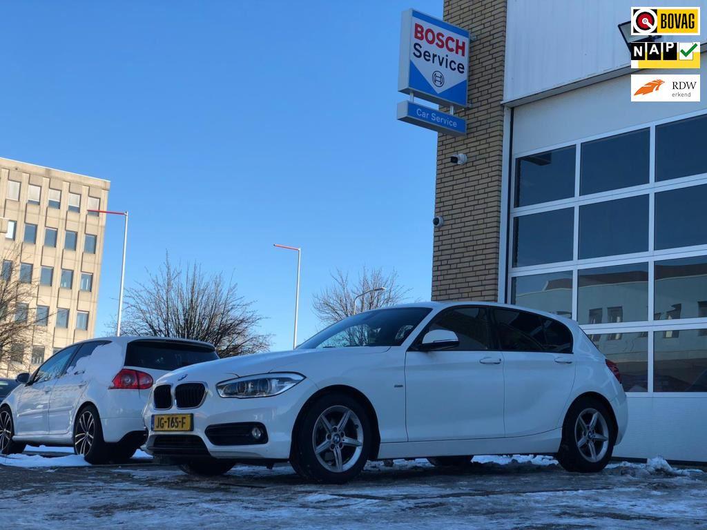 BMW 1-serie occasion - CMD Automotive