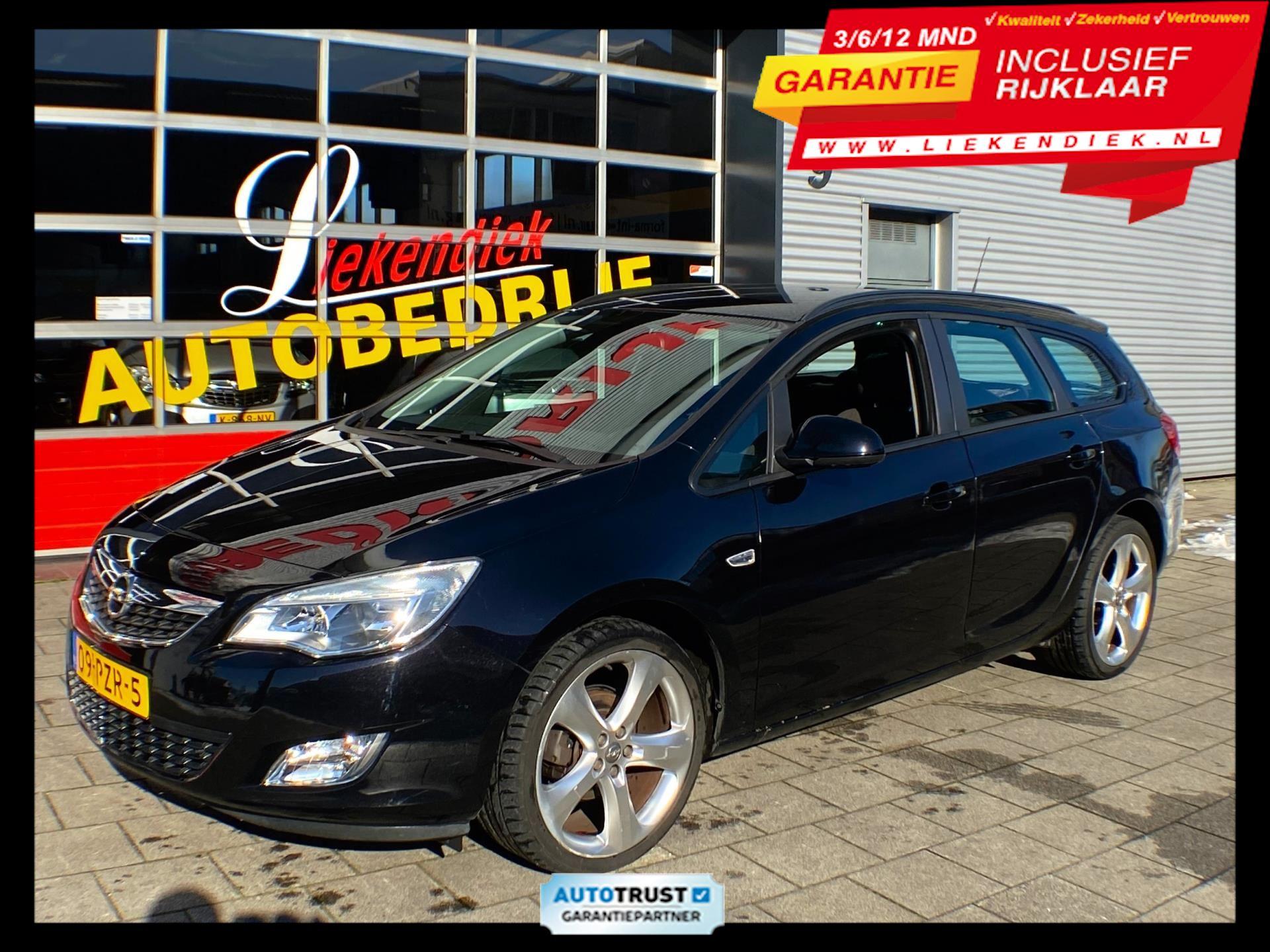 Opel Astra Sports Tourer occasion - Autobedrijf Liekendiek Rotterdam