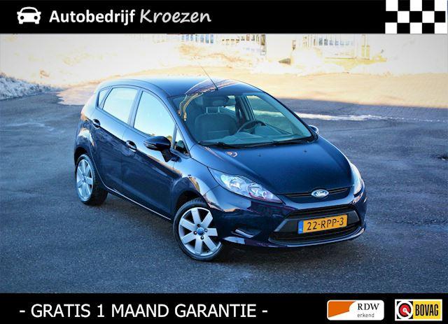 Ford Fiesta 1.25 Limited * Org NL Auto * 5-Deurs * Airco *