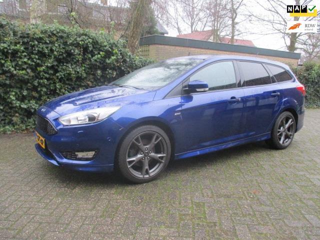 Ford Focus Wagon occasion - Garage Klein Hierden