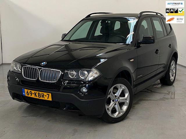 BMW X3 2.0d / Aut / Xenon / Leder / Stoelverwarming