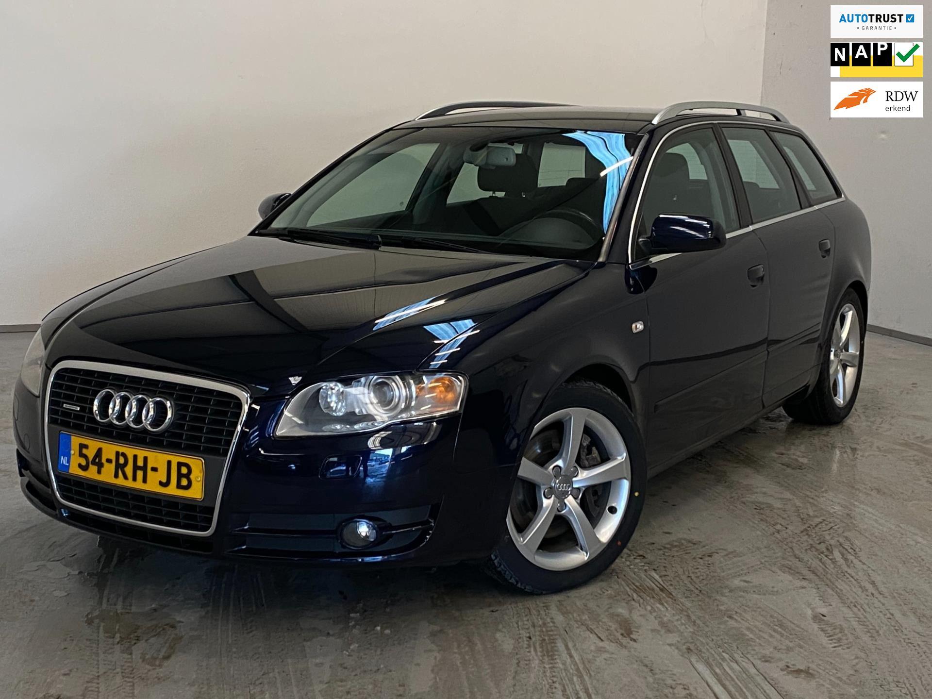 Audi A4 Avant occasion - Van den Brink Auto's