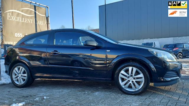 Opel Astra GTC 1.8 16V Cosmo 140PK  Airco/Navi/LMV/El.Pakket