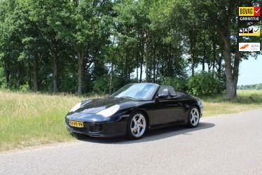 Porsche 911 Cabrio occasion - Automobielbedrijf de Groot
