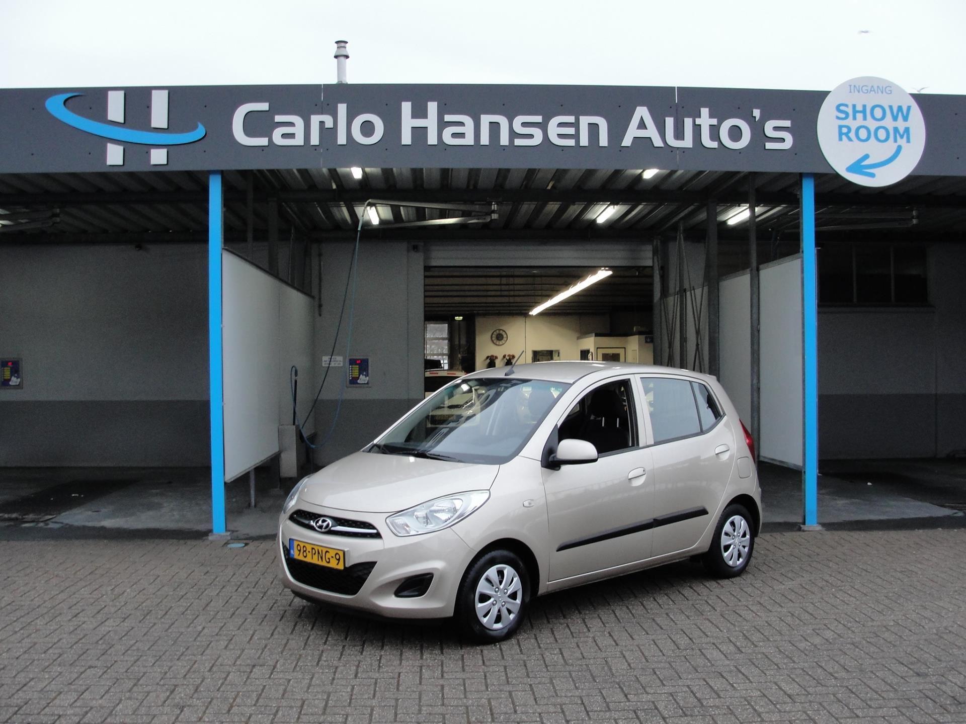 Hyundai I10 occasion - Autobedrijf Carlo Hansen