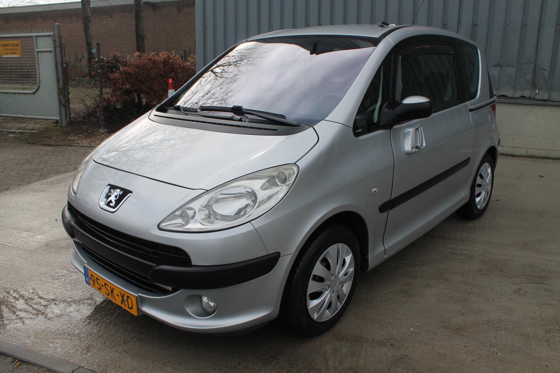 Peugeot 1007 occasion - WSR Transport