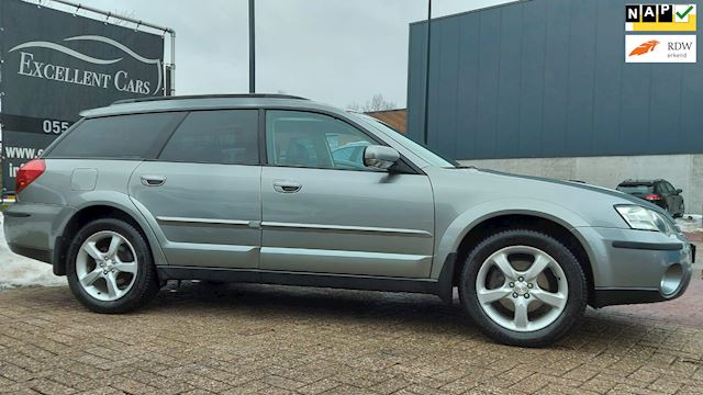 Subaru Outback 2.5i Aut. 4X4 Executive Alle opties!! Nieuwstaat!!!!!