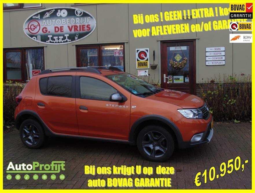 Dacia Sandero occasion - Autobedrijf Gerrit de Vries