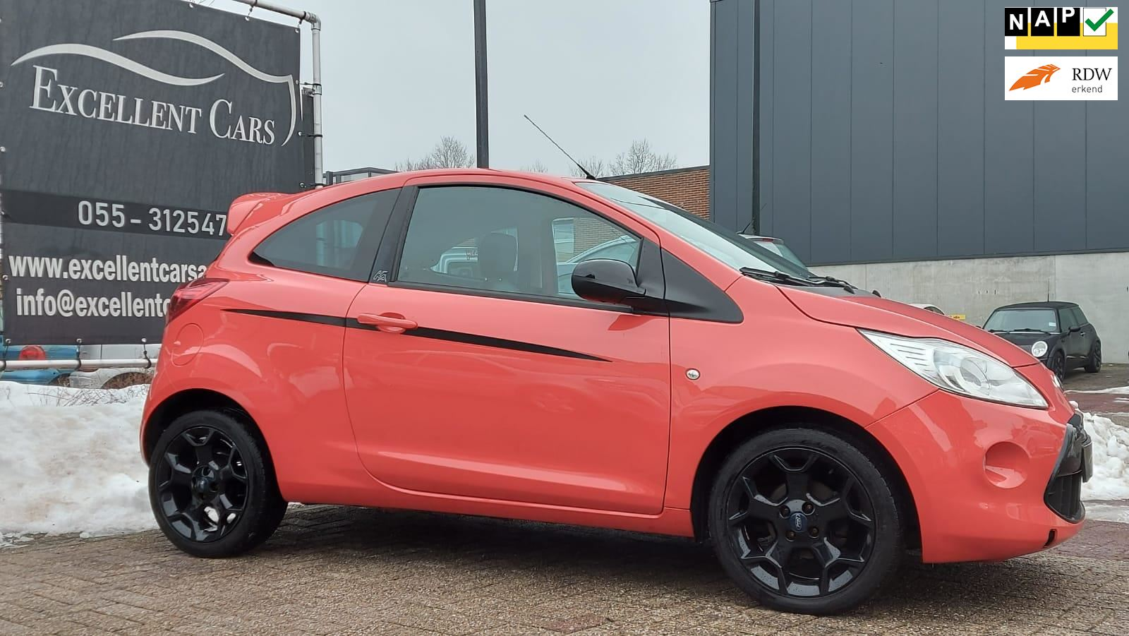 Ford Ka occasion - Excellent Cars
