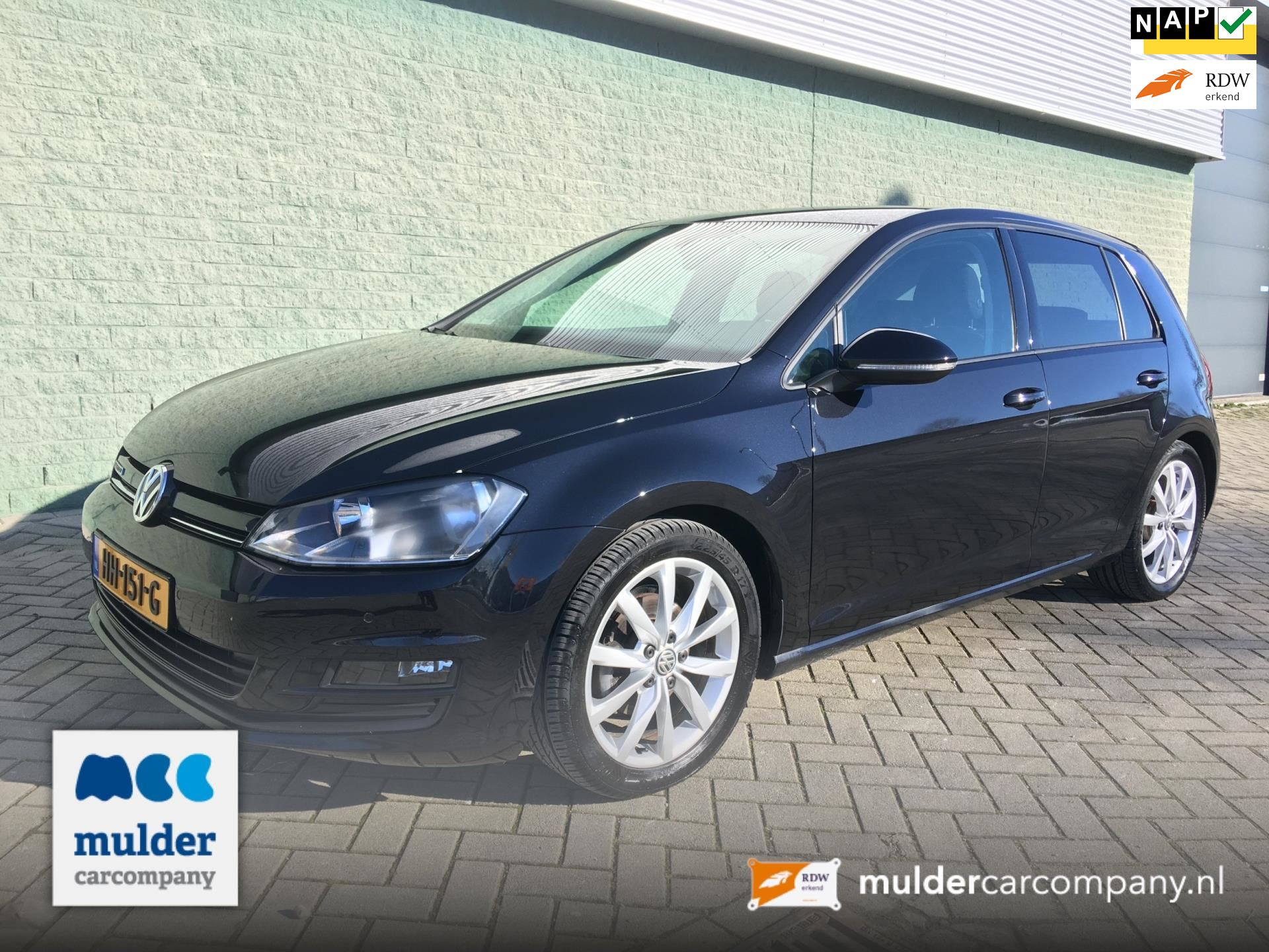 Volkswagen Golf occasion - Mulder Car Company
