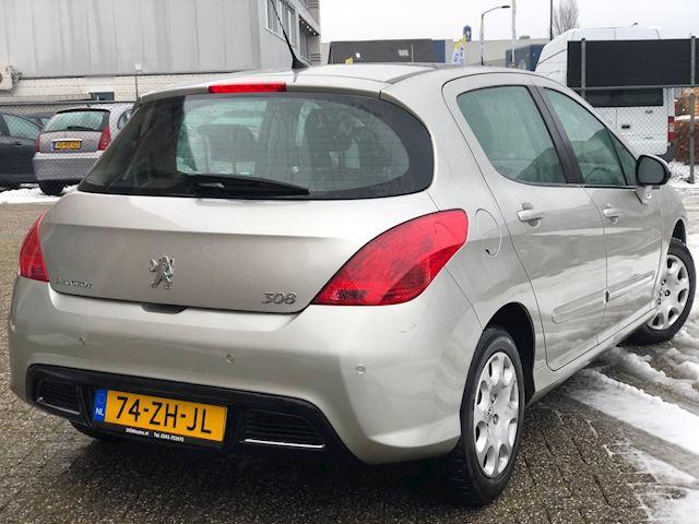 Peugeot 308 1.6 THP XT, pano, nap, automaat, pdc, leer