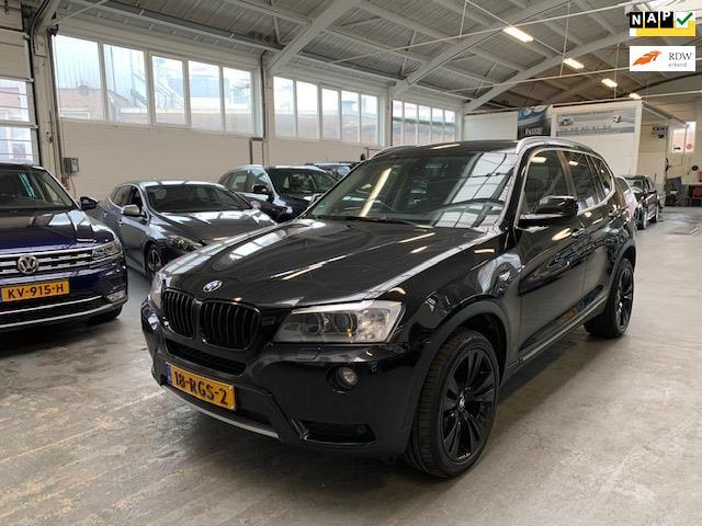 BMW X3 occasion - Autogarage Famillia